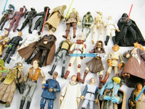 STAR WARS MODERN FIGURES SELECTION MANY TO CHOOSE FROM MOD 44