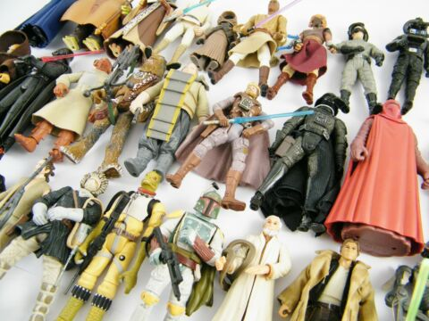 STAR WARS MODERN FIGURES SELECTION MANY TO CHOOSE FROM MOD 16