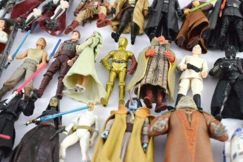 STAR WARS MODERN FIGURES SELECTION MANY TO CHOOSE FROM MOD 38