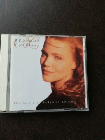 CD BELINDA CARLISLE THE BEST OF VOL 1