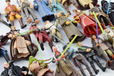 STAR WARS MODERN FIGURES SELECTION MANY TO CHOOSE FROM MOD 48