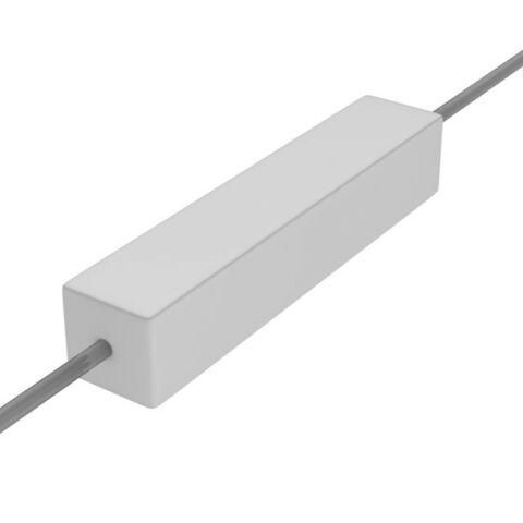 2 PCS 0R15 150MOHM 5 10W HOCHLAST WIDERSTAND DRAHTWIDERSTAND ZEMENT AXIAL