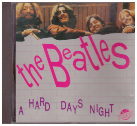 CD THE BEATLES A HARD DAYS NIGHT 16 TRACKS ALTERNATIVE ZUSAMMENSTELLUNG
