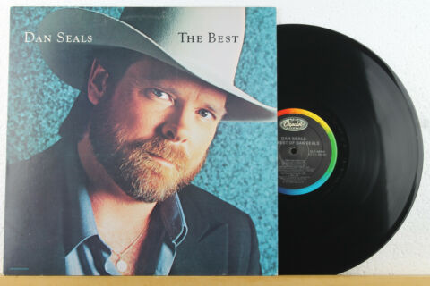 12 LP DAN SEALS THE BEST OF COUNTRY MUSIC US CAPITOL 1987