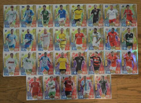 MATCH ATTAX EXTRA 15 16 MATCHWINNER CLUB 100 HATTRICK HELD AUSSUCHEN 2015 2016