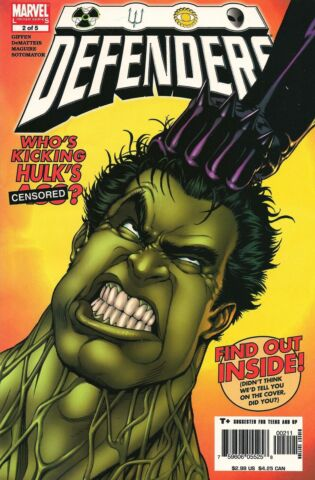 DEFENDERS 2 OF 5 VOL 3