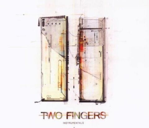 TWO FINGERS TWO FINGERS INSTRUMENTALS NEUE CD