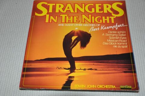 BERT KAEMPFERT BY EDWIN JOHN STRANGERS IN THE NIGHT 80ER ALBUM VINYL LP