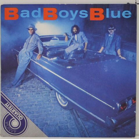 BAD BOYS BLUE YOU RE A WOMAN FOR YOUR LOVE AMIGA QUARTETT 7 L610