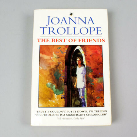 JOANNA TROLLOPE THE BEST OF FRIENDS TASCHENBUCH