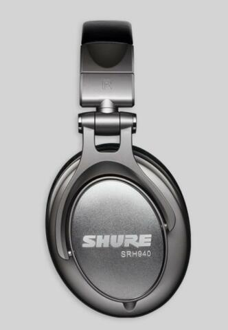 SHURE SRH 940 HEADPHONES