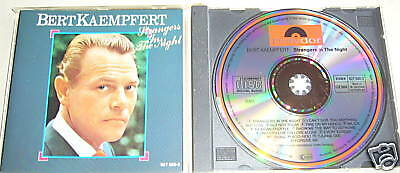 BERT KAEMPFERT STRANGERS IN THE NIGHT 1985 POLYDOR