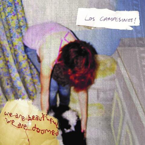 LOS CAMPESINOS WE ARE BEAUTIFUL WE ARE DOOMED REMASTERED CD NEU