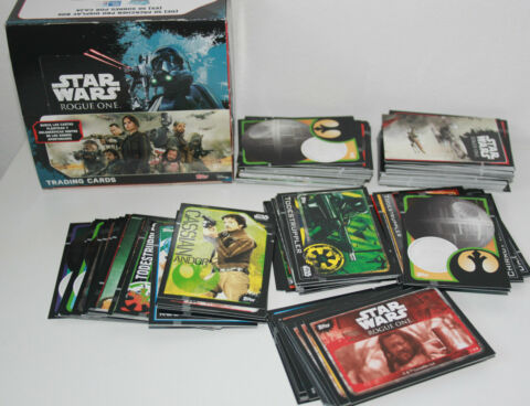 TOPPS STAR WARS ROGUE ONE REGULAR REGUL RE KARTEN 1 160 ZUM AUSSUCHEN