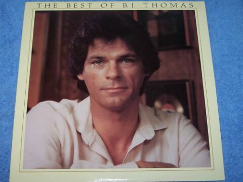 B J THOMAS THE BEST OF MYRRH REC 1980 USA LP