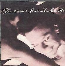 BACK IN THE HIGH LIFE 1986 VON STEVE WINWOOD CD ZUSTAND GUT