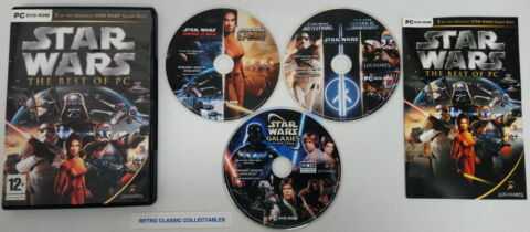 STAR WARS THE BEST OF PC 5 OF THE GREATEST STAR WARS GAMES EVER 2902