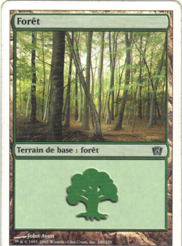 MAGIC NR 349 350 WALD A3343