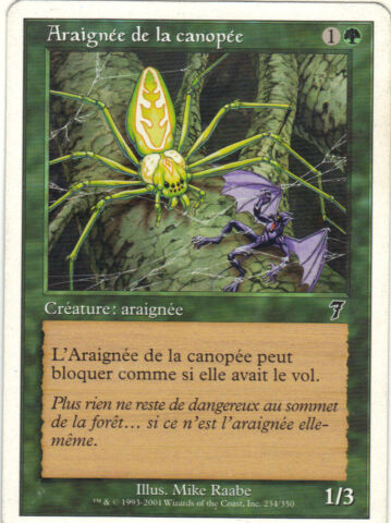 MAGIC NR 234 350 SPINNE BALDACHIN A3167