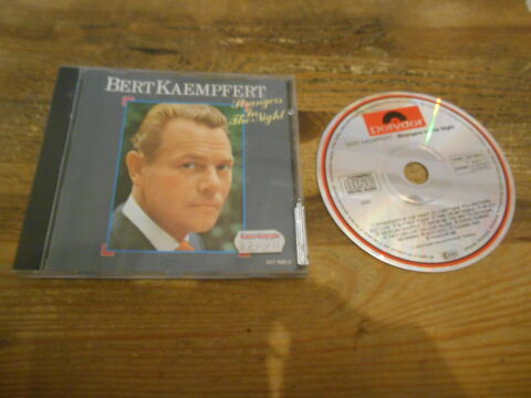 CD JAZZ BERT KAEMPFERT STRANGERS IN THE NIGHT 12 SONG POLYDOR JC CONDB
