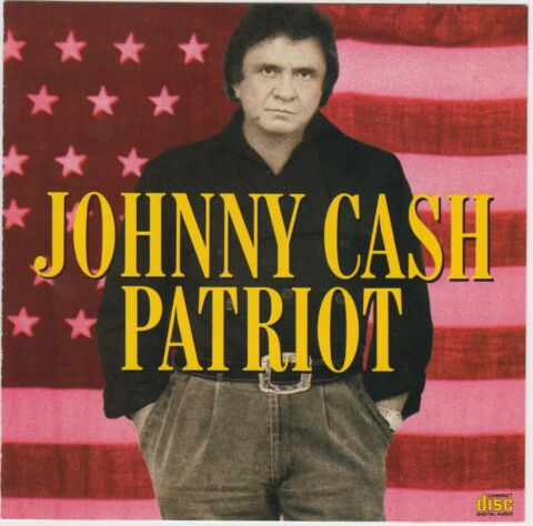 PATRIOT JOHNNY CASH COLUMBIA CK 45384