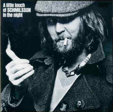 CD NILSSON A LITTLE TOUCH OF SCHMILSSON IN THE NIGHT MADE IN JAPAN