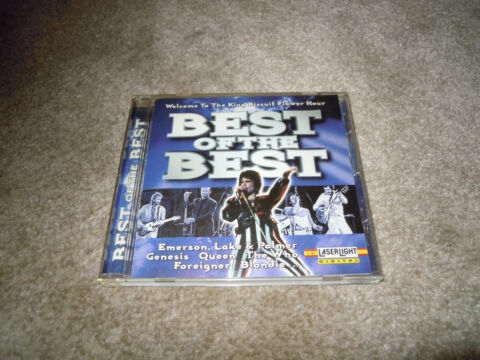BEST OF THE BEST WELCOME TO THE KING BISCUIT FLOWER HOUR CD TOP ZUSTAND