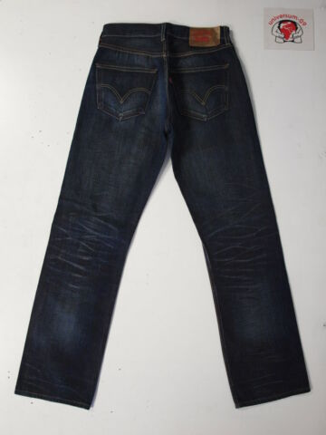 LEVIS 501 DENIM JEANS W31 L34 31X34 REGULAR FIT STRAIGHT CUT HERREN