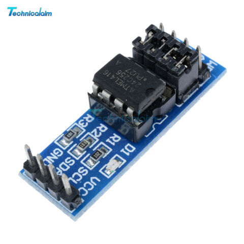 AT24C256 SERIAL EEPROM I2C INTERFACE EEPROM DATA STORAGE MODULE FOR ARDUINO PIC