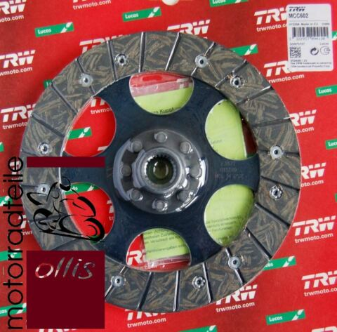 TRW LUCAS CLUTCH FRICTION PLATE BMW R 1100 GS R RS RT FREE SHIPPING