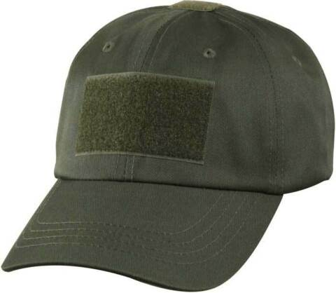 US OPERATOR TACTICAL CONTRACTOR POLICE M TZE CAP OLIVE OLIV OD GREEN