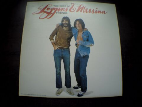 LOGGINS MESSINA THE BEST OF FRIENDS PC 34388 1976