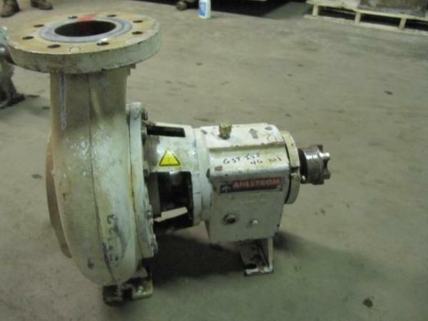AHLSTROM CPT 22 4 PUMP $4000.00