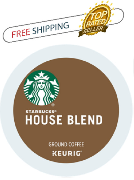 Starbucks House Keurig K-cups Coffee PICK THE SIZE