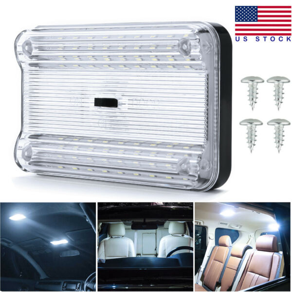 New 12V 36 LED Car Vehicle Interior Dome Roof Ceiling Reading Trunk Light Lamp $6.99