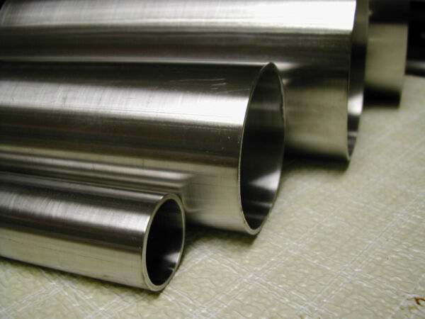 5 8quot; OD 0.035quot; Wall x 12quot; Length WELD 316 316L Stainless Round Tubing