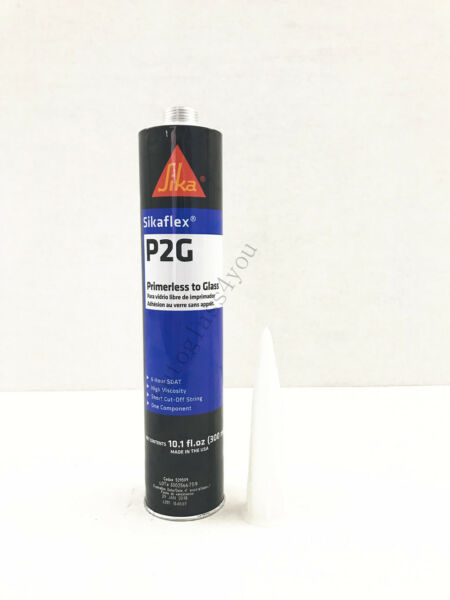 Sikaflex P2G Windshield Urethane Adhesive Primerless Automotive Glue Sealant