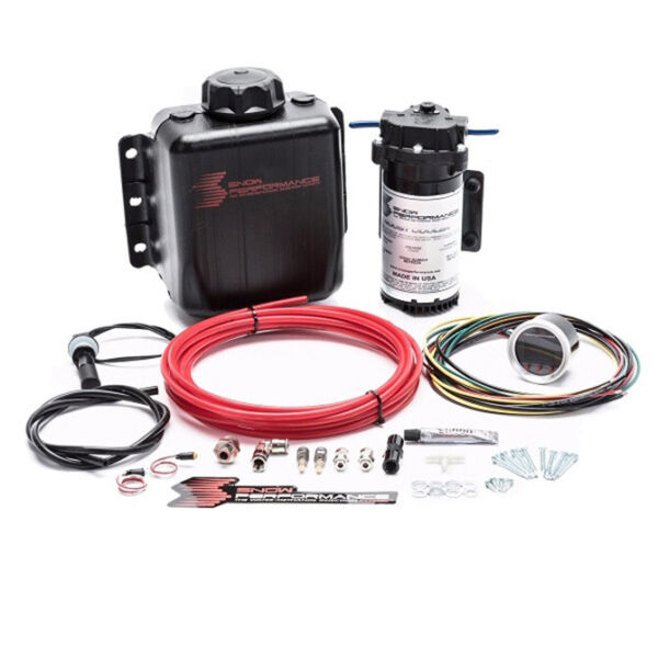 Snow Performance Stage 2.5 Forced Induction Applications Methanol Injection Kit!