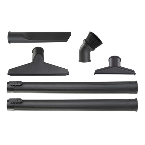 WORKSHOP Wet Dry Vacs WS17856A 1-78-Inch 6-Piece Accessory Kit Vac Attachments