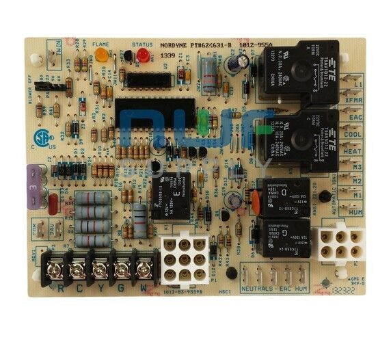 Nordyne Intertherm Gibson OEM Gas Furnace Control Board 902378