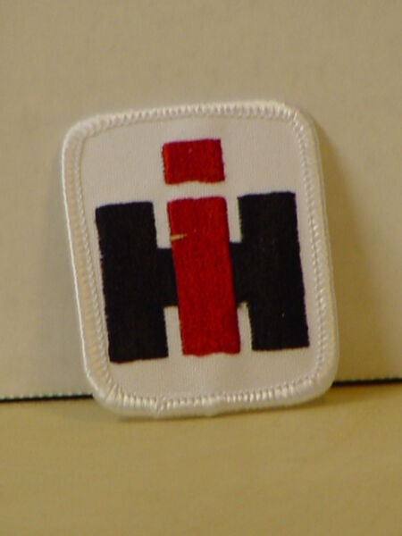 (2) INTERNATIONAL HARVESTER PATCHES