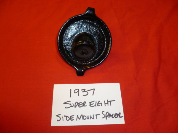 1937 Packard Super Eight sidemount spacer