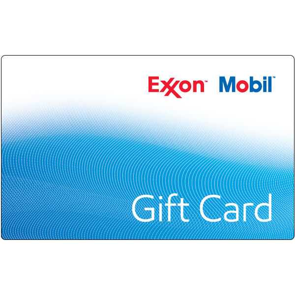 $100 ExxonMobil Gas Gift Card - Mail Delivery