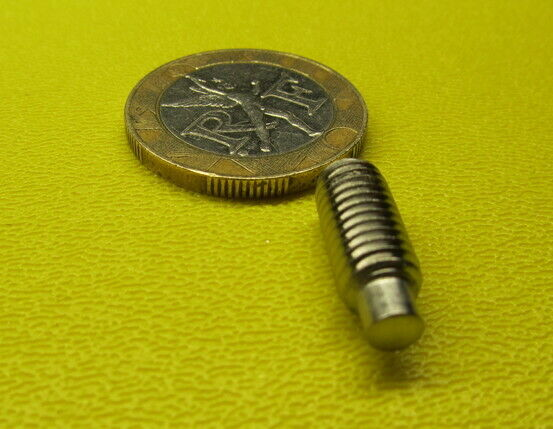 Stainless Dog Point Set Screws Extended Tip M6 x 1 x 16mm Length 50 Pcs $31.49