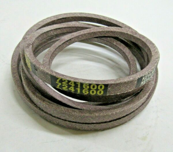 OEM SPEC REPLACEMENT ARAMID BELT FOR ARIENS GRAVELY 07241600 7241600 1 2quot;X142.7quot;