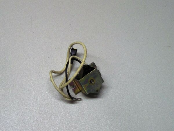 General Electric dryer gas valve coil WE4X338 new