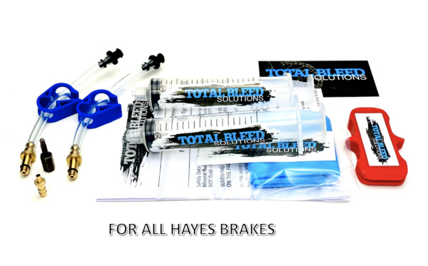 * TBS Brakes Bleed Kit for Hayes * Stroker Ace Carbon Gram Ryde Trail 9 S0le #33 GBP 10.49