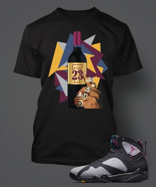 T Shirt to match  AIR JORDAN 7 RETRO