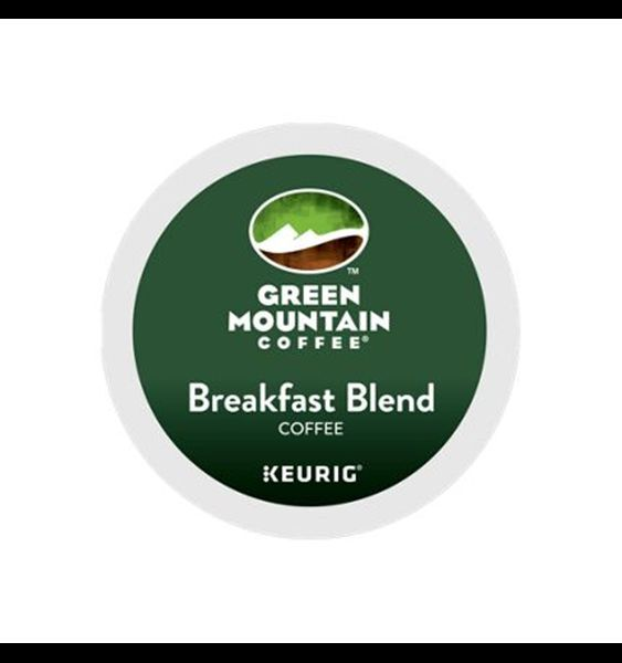 384 K-cups GREEN MOUNTAIN BREAKFAST BLEND COFFEE ***Fresh and Fast***