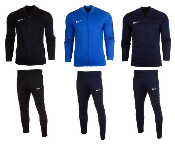 NIKE ACADEMY 16 HEREN MEN TRAININGSANZUG SPORTANZUG JOGGINGANZUG FOOTBALL